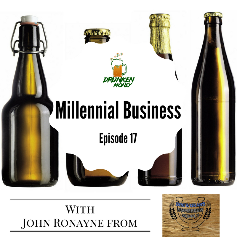 Millennial Business: Follow Your Passion with John Ronayne