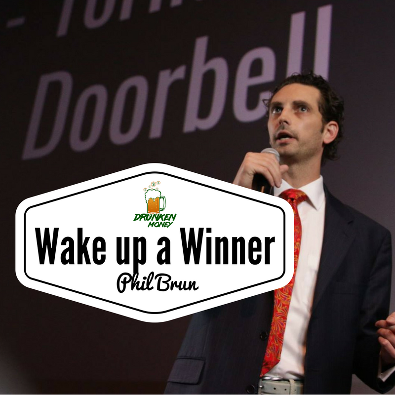 Startup Weekend: Wake up a Winner with Phil Brun