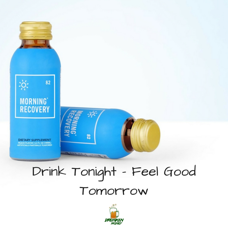Drink Tonight, Feel Good Tomorrow with Morning Recovery